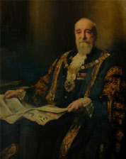 Alderman Sir Walter Vaughan Morgan Bt (1831-1916)
